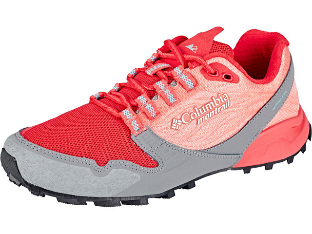 Columbia Alpine FTG Løbesko Damer grå/rød (2019) | Running shoes